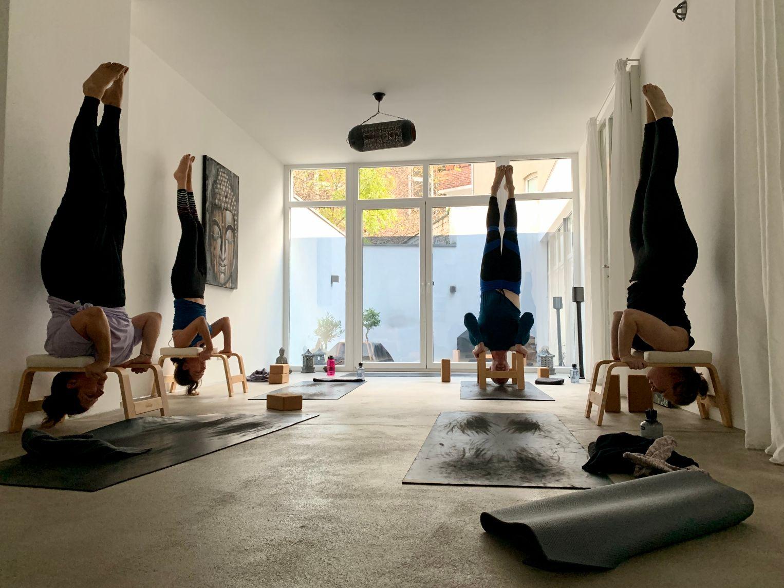 Yoga Kleingruppe FeetUp